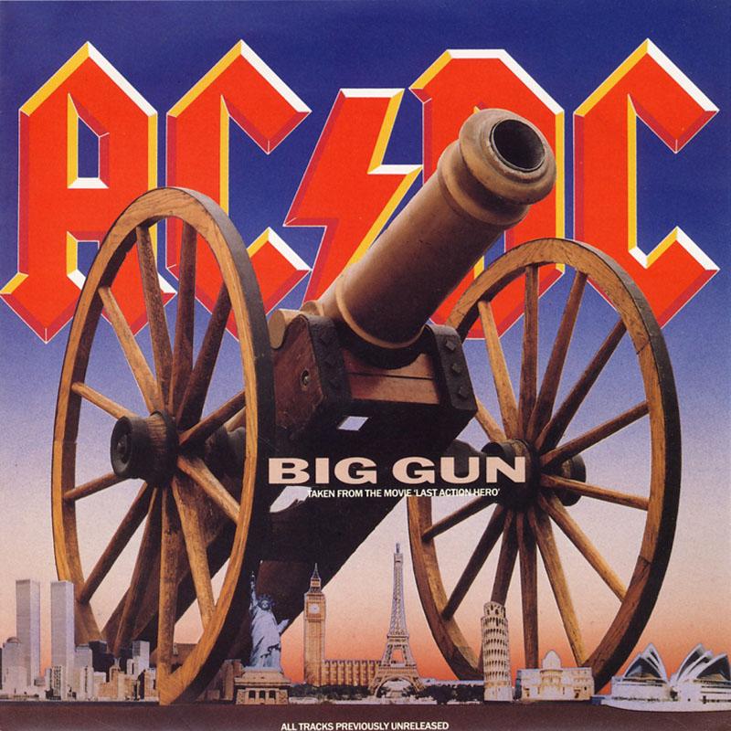 AC/DC – Big Gun
