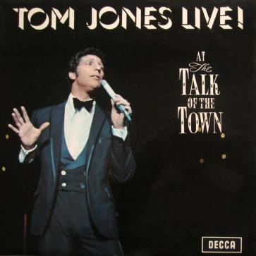 Tom Jones – Live: Talk Of The Town