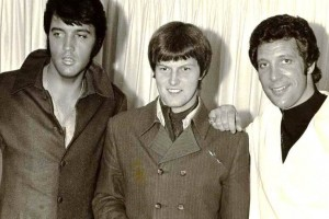 Elvis, Chris Slade & Tom Jones!