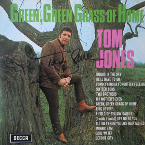 Tom Jones – Green, Green Grass Of Home