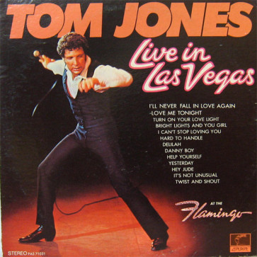 Tom Jones – Live In Las Vegas