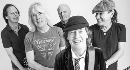 AC/DC – Rock Or Bust – World Tour 2015