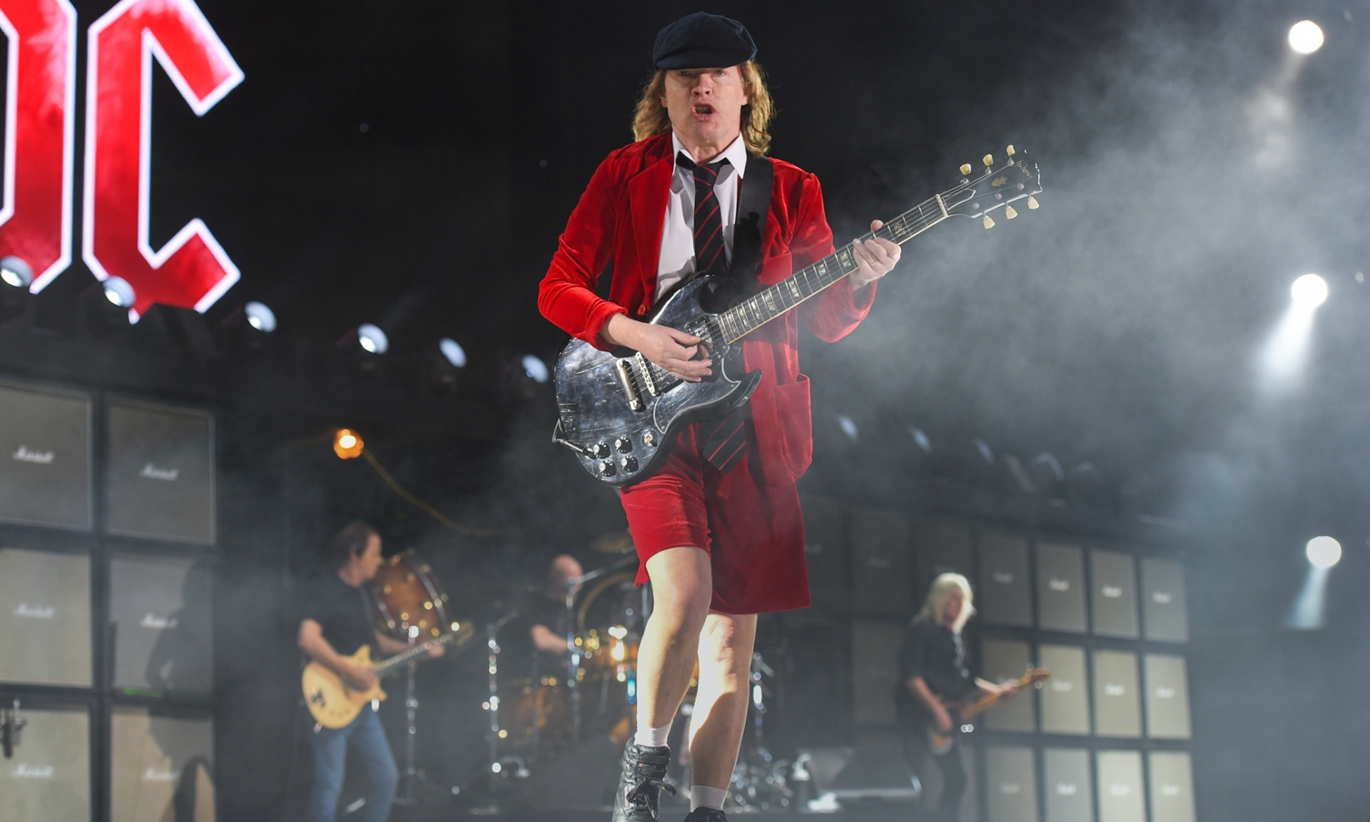 THE UK GUARDIAN's REVIEW OF AC/DC COACHELLA PERFORMANCE