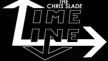 The Chris Slade Timeline is doing a show in Switzerland
